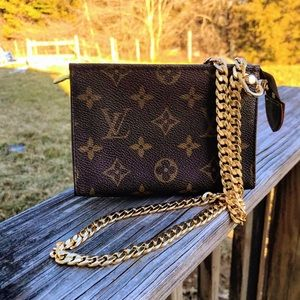 Authentic Louis Vuitton Mini crossbody
